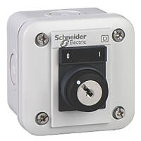 Schneider Electric XALE1441 SP Complete Control Station with Key Selector Switch 250A