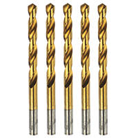 Erbauer  Ground HSS Drill Bits 6.5 x 101mm 5 Pack