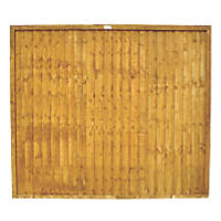 Forest  Closeboard  Fence Panels 6 x 5' Pack of 7