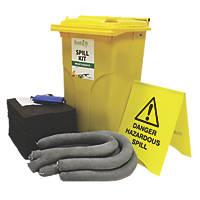 Lubetech  200Ltr Spill Response Kit
