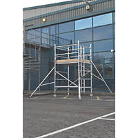 Lyte Helix Double Depth Aluminium Industrial Tower 2.2m