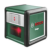 Bosch Quigo Self-Levelling Cross Line Red Beam Laser
