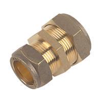 Flomasta   Compression Reducing Coupler 28 x 22mm
