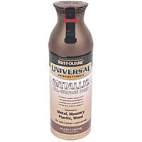 Rust-oleum Universal Spray Paint Metallic Aged Copper 400ml