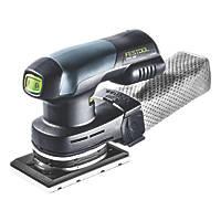 Festool RTSC 400 Li-Basic 18V Li-Ion  Brushless Cordless Sheet Sander - Bare
