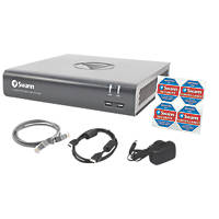 Swann 1TB 4-Channel 1080p DVR Recorder