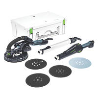 Festool LHS 225 EQ-Plus/IP GB PLANEX 225mm  Electric Long-Reach Drywall Sander 110V