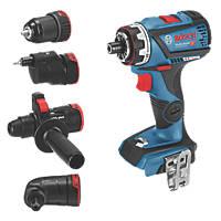 Bosch GSR18V-60 FC3 18V Li-Ion Coolpack Brushless Cordless Drill Driver - Bare