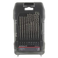 Hex Shank Quick-Change HSS Drill Bit Set 28 Piece Set