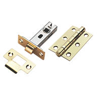 Smith & Locke Latch Pack Brass