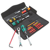 Wera Compact Tool Set 15 Pieces