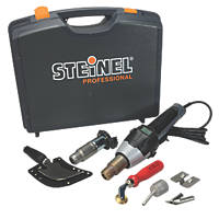 Steinel HG2620 E 2300W Electric Heat Gun & Flooring Accessory Kit 110V