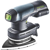 Festool DTSC 400 Li 3.1 I-Set 18V 3.1Ah Li-Ion  Brushless Cordless Detail Sander