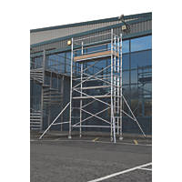 Lyte Helix Single Depth Aluminium Industrial Tower 4.2m