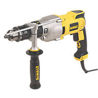 DeWalt D21570K-GB 1300W  Electric Silver Bullet Diamond Core Drill 230V