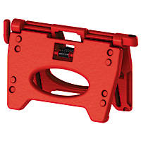 JSP Alphabloc Barrier Red