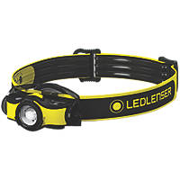 LEDlenser IH5R Rechargeable LED Headtorch Integrated Li-Ion