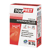 Toupret  Powdered Interior Filler 2kg