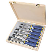 Irwin Marples Wood Chisel Set 6 Pieces