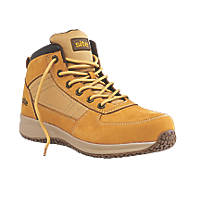 Site Sandstone   Safety Trainer Boots Wheat Size 8