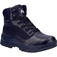 Amblers Mission Metal Free  Non Safety Boots Black Size 4