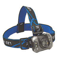 Diall T4-3 LED Headlamp 3 x AAA