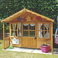 Shire Pixie Playhouse 5'10 x 5'6""