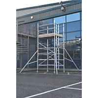 Lyte Helix Double Depth Aluminium Industrial Tower 3.2m