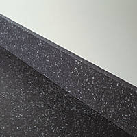 Metis Black Upstand 3050 x 100 x 15mm
