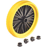 Walsall Universal Puncture-Proof Wheelbarrow Wheel 350mm