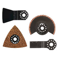 Makita Multi-Tool Tile Blade Set 4 Pieces