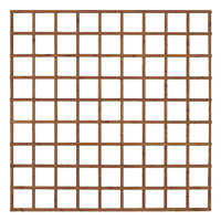 Forest  Softwood Square Trellis 6 x 6' 5 Pack