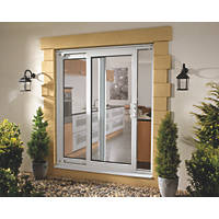 Euramax uPVC 6ft Patio Door Non-Handed 1790 x 2090mm