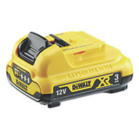 DeWalt DCB124-XJ 12V 3.0Ah Li-Ion XR Battery