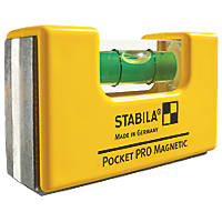 "Stabila  Pocket Spirit Level 2½"" (65mm)"