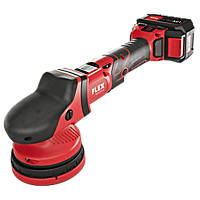 Flex XFE 15 150mm 18V 5.0Ah Li-Ion  Brushless Cordless Random Orbit Polisher Set