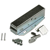Touch Latch Zinc-Plated 20mm 10 Pack