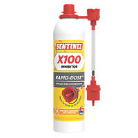 Sentinel X100 Rapid Dose Central Heating Scale Inhibitor 300ml