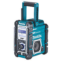 Makita DMR112 DAB+ / FM Cordless Bluetooth Site Radio 240V