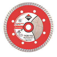 Rubi  Porcelain Diamond Tile Blade 115 x 22.2mm