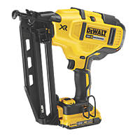 DeWalt DCN660D2-GB 63mm 18V 2.0Ah Li-Ion XR Brushless Second Fix Cordless Nail Gun