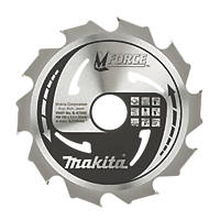 Makita TCT Mitre Saw Blade 165 x 30mm 10T