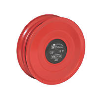 "Firechief Fixed Manual Fire Hose Reel 30m x ¾"" (19mm) Red"