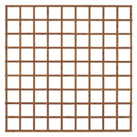 Forest  Softwood Square Trellis 6 x 6' 4 Pack