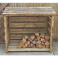 Forest  Log Store 1215 x 882 x 1289mm