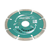 Makita Masonry/Stone Segmented Diamond Blade 115 x 22.23mm