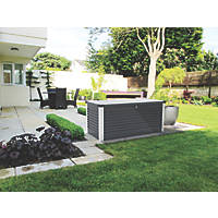Trimetals Patio Box 1350 x 785 x 725mm Anthracite