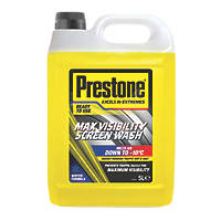 Prestone Prestone Ready to Use Screen Wash 5Ltr