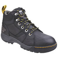 Dr Martens Grapple   Safety Boots Black Size 8