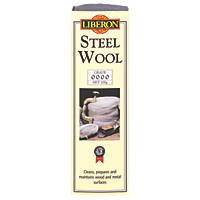 Liberon Grade 0000 Steel Wool 74 x 225mm